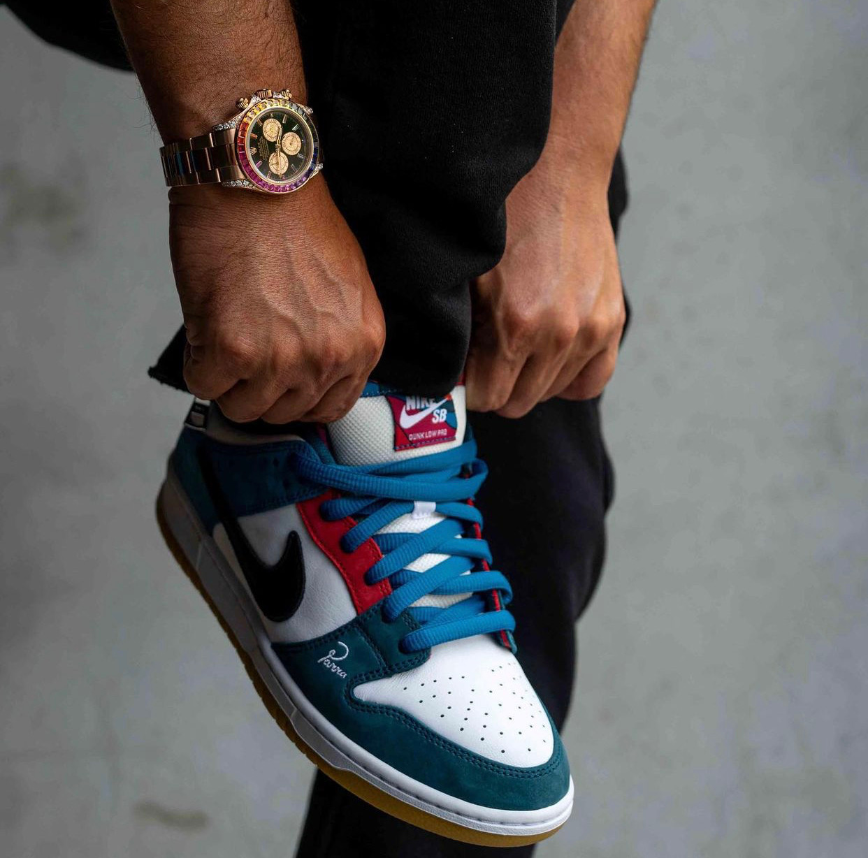 Nike Piet Parra SB Dunk Friends and Family
