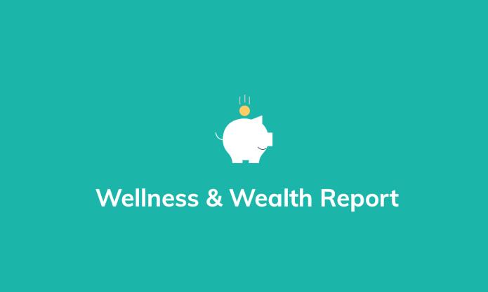 2021 Wellness & Wealth Reportimage