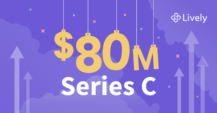 Lively Raises $80 Million in Series C Funding Roundimage