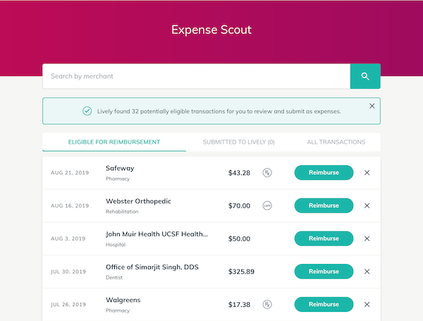 Expense Scout Hero