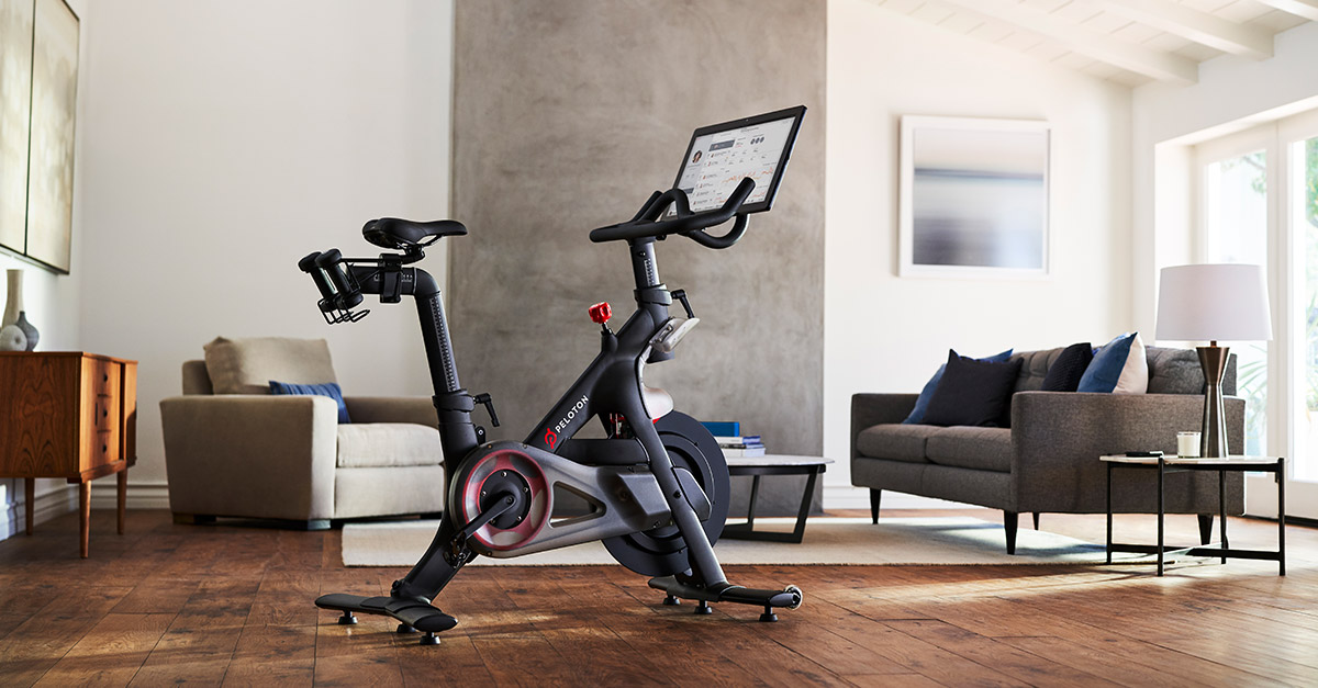 Peloton® | Shop the Peloton Bike