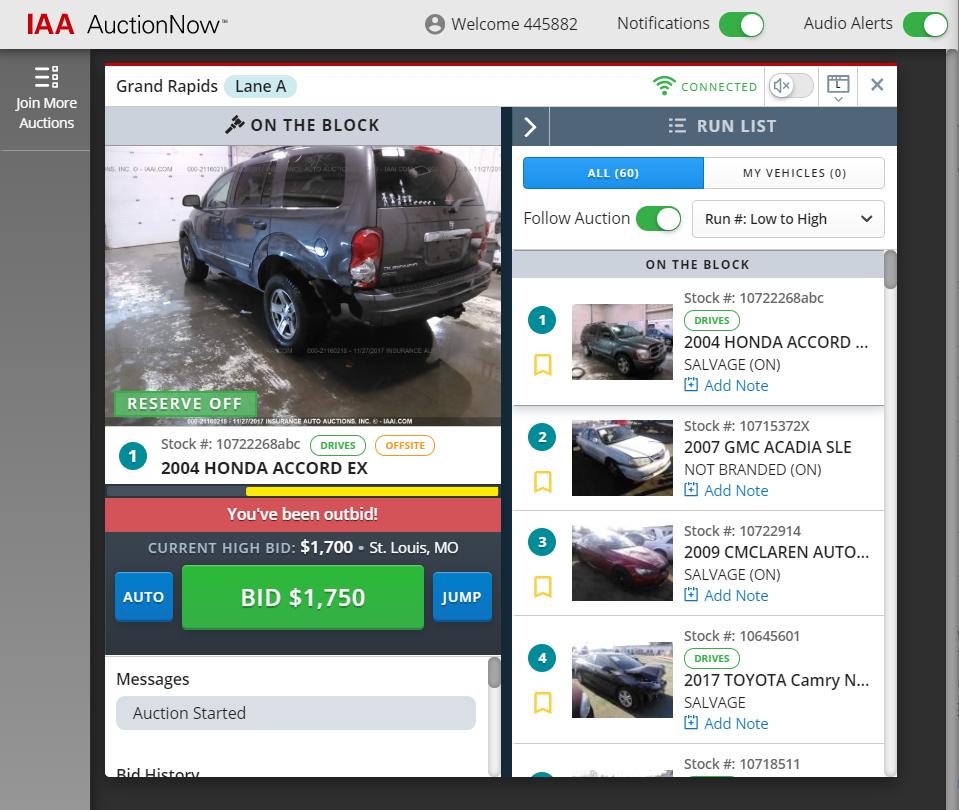 Iaa Auctionnow Iaa Insurance Auto Auctions