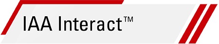 IAAInteract- Newsletter Banner