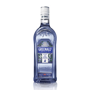 Greenall's Blueberry Gin 70cl - Co-op