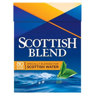 Scottish Blend 80 Pyramid Tea Bags 232g