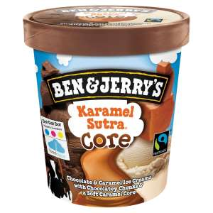Ben & Jerry's Karamel Sutra 465ml
