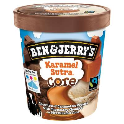 Ben & Jerry's Karamel Sutra 500ml