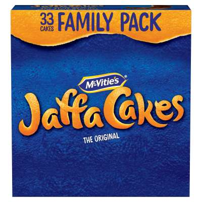 McVities Jaffa Cakes 30 Pack