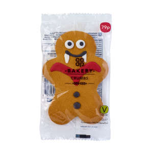 Co-op Decorated Gingerbread Character