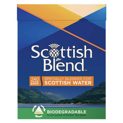 Scottish Blend Tea Bags 240's Box 696g