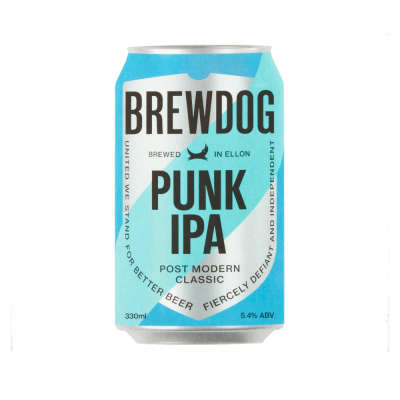 BrewDog Punk IPA Cans 4x330ml