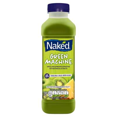 Naked Green Machine 750ml