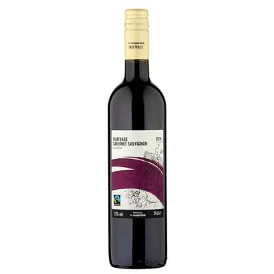 Co-op Fairtrade Cabernet Sauvignon