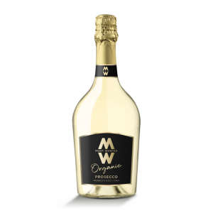 Most Wanted Organic Prosecco 75cl