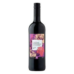 Co-op Low Alcohol Cabernet Sauvignon - Tempranillo