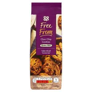 Co-op Free From Chocolate Chip Cookie 145g - Gluten Free