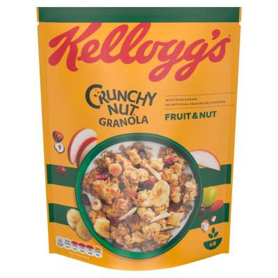 Kellogg's Crunchy Nut Granola Fruit and Nut 380g