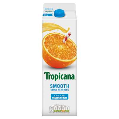 Tropicana Orange Smooth 950ml
