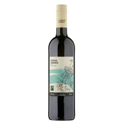 Co-op Fairtrade Carmenere