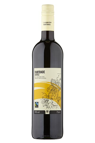Co-op Fairtrade Shiraz