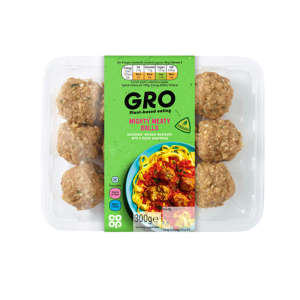 GRO Mighty Meaty Balls x12 300g