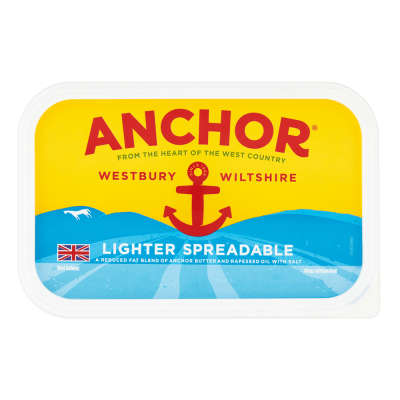 Anchor Lighter Spreadable 500g