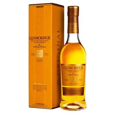 The Original Glenmorangie 10 Year Old Highland Malt Whisky 35cl