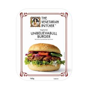 The Vegetarian Butcher Unbelievabull Burger 160g