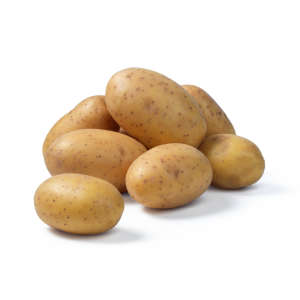 Co-op Irresistible British Lily Potatoes 1.25kg Per Pack