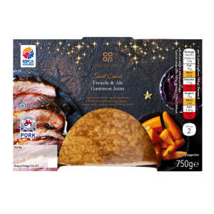 Co-op Irresistible Treacle & Ale Gammon Joint 750g