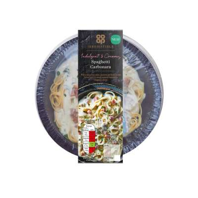Co-op Irresistible Spaghetti Carbonara 350g