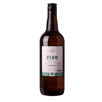 Co-op Pale Dry Fino Sherry
