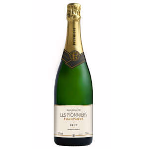 Les Pioneers Non Vintage Champagne 75cl