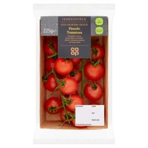 Co-op Irresistible Piccolo Tomatoes 225g