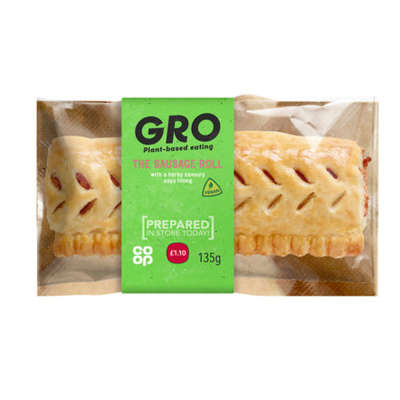 GRO The Sausage Roll 135g