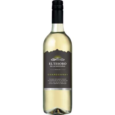 El Tesoro Black Label Chardonnay