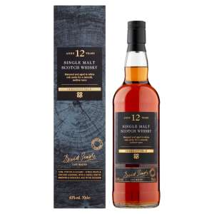 Co-op Irresistible Single Malt Scotch Whisky Aged 12 Years 70cl