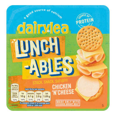 Lunchables Chicken & Cheese 76.8g