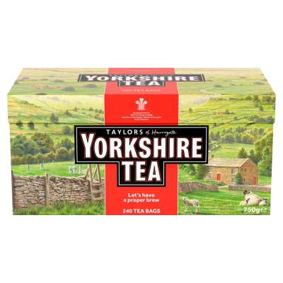 Taylors Yorkshire Tea Bags 240s 750g
