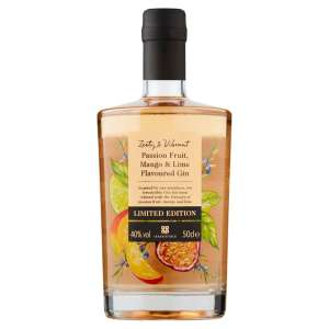 Co-op Irresistible Passion Fruit, Mango & Lime Flavoured Gin 50cl