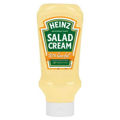 Heinz Light Salad Cream 415g