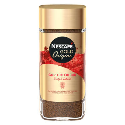 Nescafe Gold Origins Cap Colombia 100g