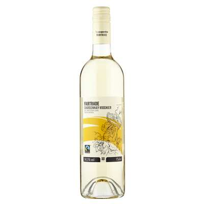 Co-op Fairtrade Chardonnay Viognier