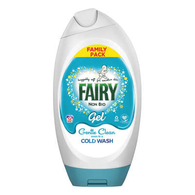 Fairy Non Bio Gel 35 Wash Gel 1.295ltr
