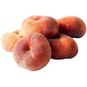 Co-op Flat Peaches