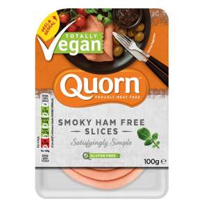 Quorn Smoky Ham Free Slices 100g