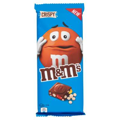 M&M's Crispy Block 150g
