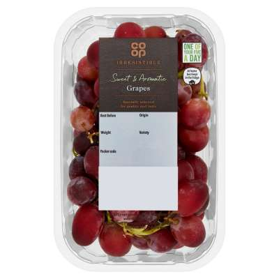 Co-op Irresistible Grapes Per Pack
