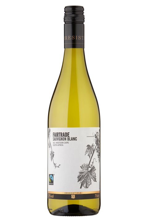 Co-op Fairtrade Irresistible Sauvignon Blanc