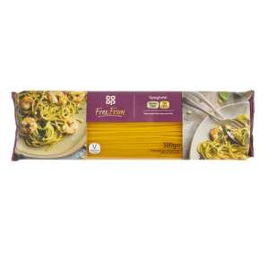 Co-op Free From Spaghetti 500g - Gluten and Egg Free